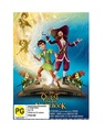 Peter Pan: The Quest for the Never Book on DVD