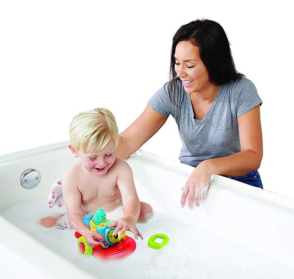 Vtech: Splash & Sing - Bath-Time Boat image