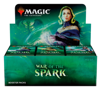 Magic The Gathering: War of the Spark Booster Box image