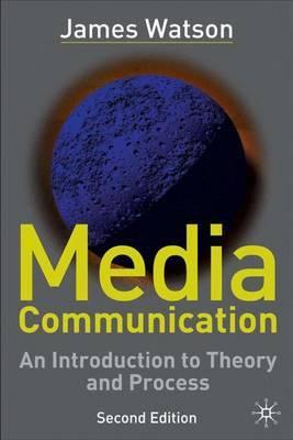 Media Communication by James Watson image