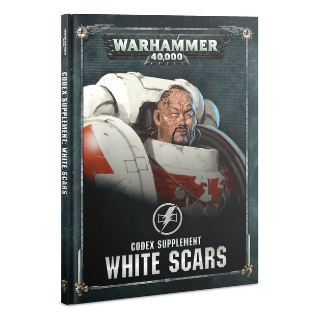Warhammer 40,000 Codex: White Scars