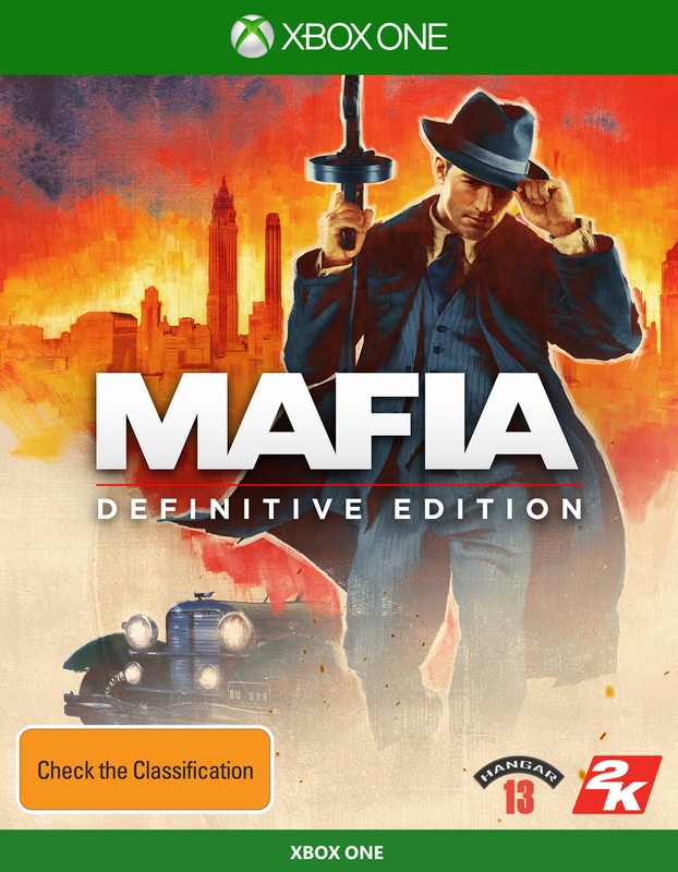 Mafia Definitive Edition for Xbox One