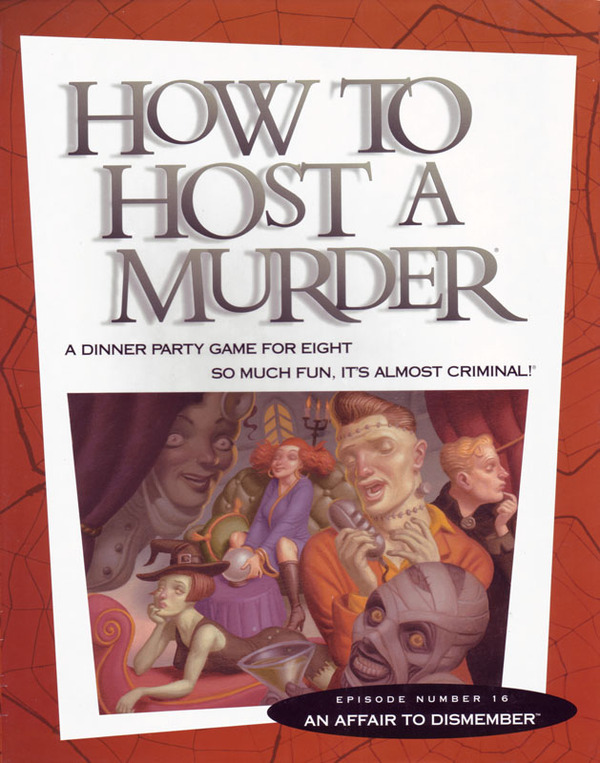 How to Host a Murder: An Affair to Dismember image