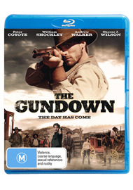 The Gundown on Blu-ray image