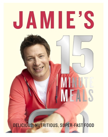 Jamie Oliver's 15 Minute Meals Just Announced! image
