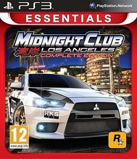 Midnight Club: LA Complete Edition (PS3 Essentials) for PS3