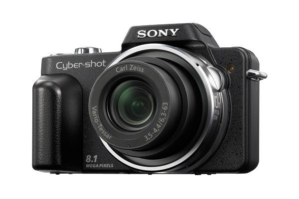 Sony DSCH3B 8.1MP DIGITAL CAMERA