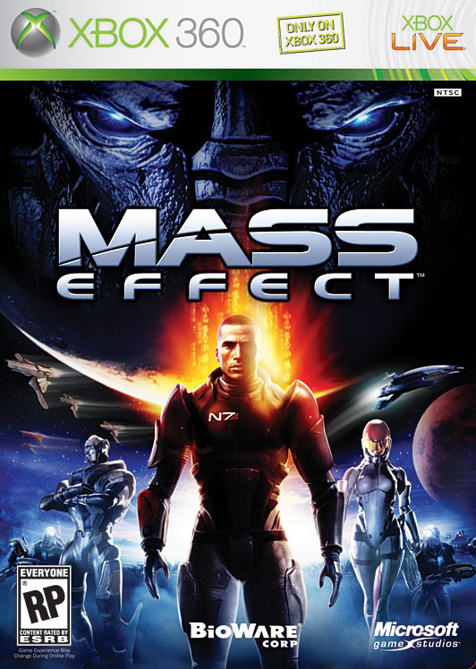 Mass Effect (ex shelf stock) for X360