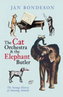 The Cat Orchestra and the Elephant Butler by Jan Bondeson