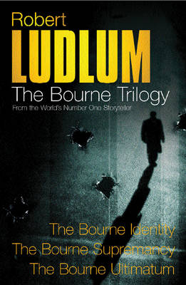 "The Bourne Trilogy: ""The Bourne Identity"", ""The Bourne Supremacy"", ""The Bourne Ultimatum"" by Robert Ludlum image"