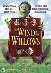 The Wind In The Willows on DVD