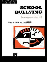 School Bullying by Peter K. Smith image