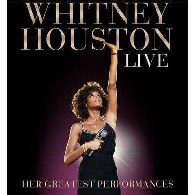 Live: Her Greatest Performances by Whitney Houston image