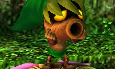 The Legend of Zelda: Majora's Mask for Nintendo 3DS image