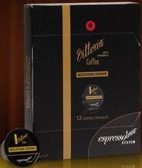 Vittoria Mountain Grown Coffee Capsules image