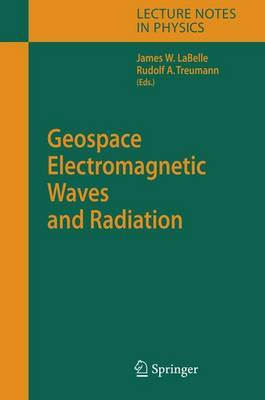 Geospace Electromagnetic Waves and Radiation image