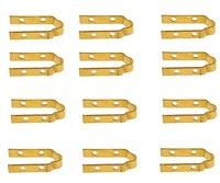 Artesania Latina 10mm Brass Hinge (12 Pack)