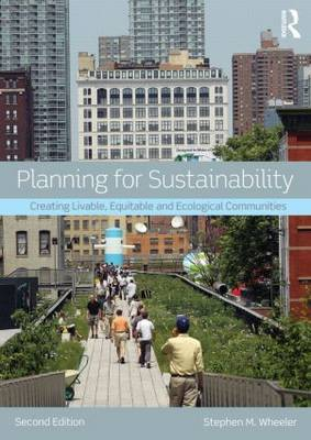 Planning for Sustainability by Stephen M. Wheeler image