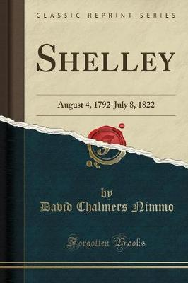Shelley by David Chalmers Nimmo