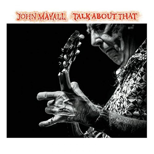 Talk About That (LP) by John Mayall