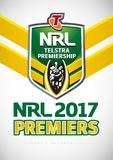 NRL Premiers 2017 Team A on DVD