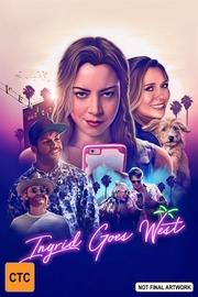 Ingrid Goes West on DVD