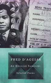 An English Sampler:Selected Poems by Fred D'Aguiar image