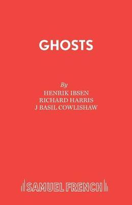 Ghosts by Richard Harris