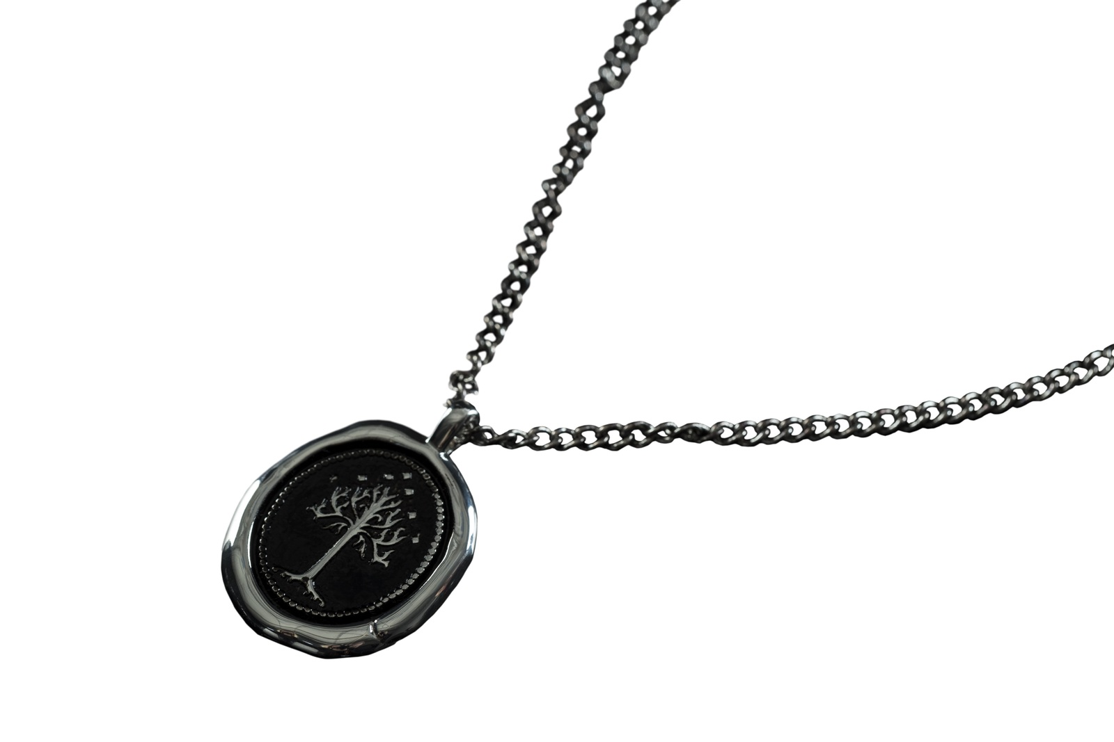 Lord of the Rings: Gondor Wax Seal Pendant image