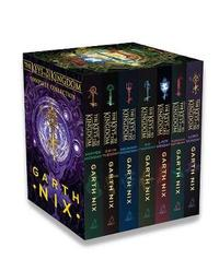 The Keys to the Kingdom Complete Collection (slipcase) by Garth Nix
