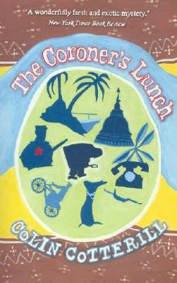 The Coroner's Lunch by Colin Cotterill image