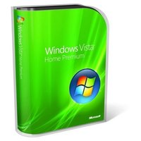 Microsoft Windows Vista Home Premium Upgrade image