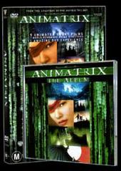 Animatrix DVD/CD Pack on DVD