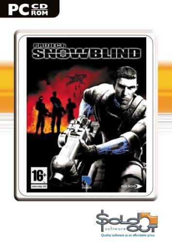 Project SnowBlind for PC Games image