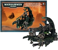 Warhammer 40,000 Necron Catacomb Command Barge / Annihilation Barge