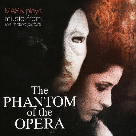 Phantom Of The Opera by Soundtrack