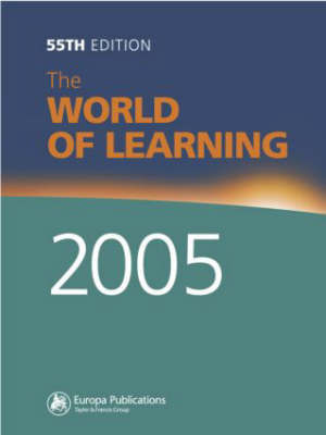 World of Learning 2005