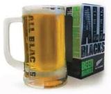 All Blacks Beer Handle