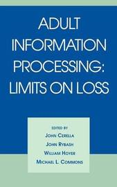 Adult Information Processing