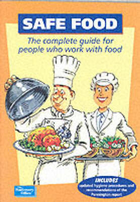 Safe Food: The Complete Guide for People Who Work with Food by Dept.of Health image