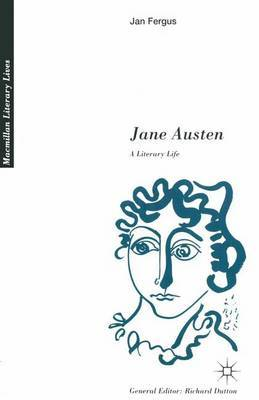 Jane Austen by Jan Fergus