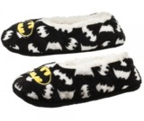 DC Comics: Batman Fuzzy Slippers (S/M)