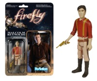Firefly: Malcolm Reynolds - ReAction Figure