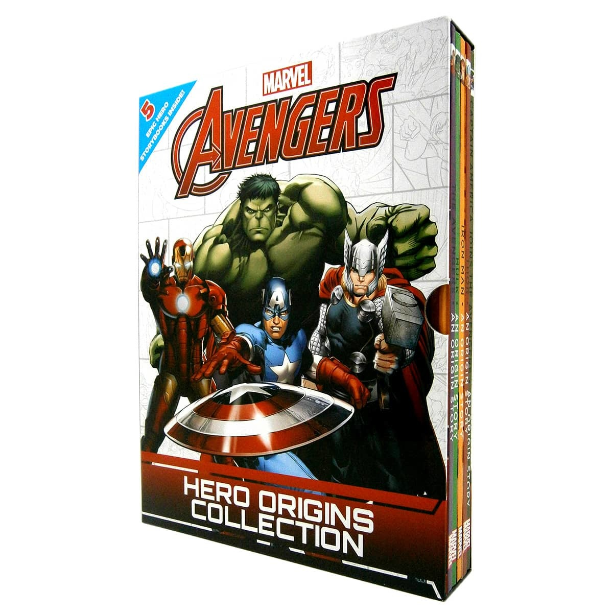 Marvel Avengers Hero Origins Collection by Marvel image