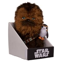 Star Wars: The Last Jedi - Chewbacca with Porg Plush