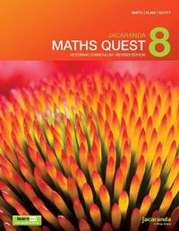 Jacaranda Maths Quest 8 Victorian Curriculum 1E (Revised) LearnON & Print by Kylie Boucher