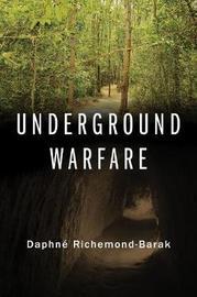 Underground Warfare by Daphne Richemond-Barak