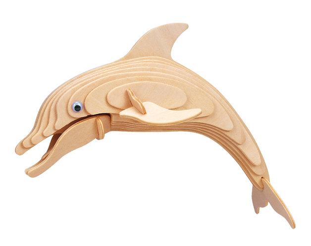 Robotime: Dolphin