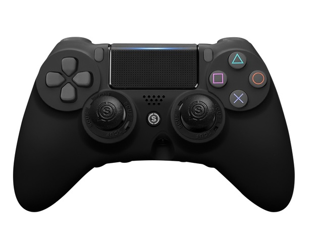 SCUF Impact Deluxe - Black for PS4