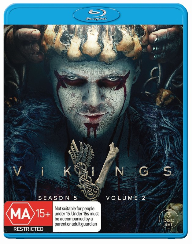 Vikings: Season 5 Part 2 on Blu-ray